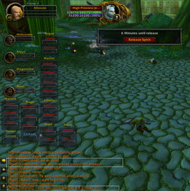 WTF, dying is not fun? Find two players who are not Thunderbrewers by reading raidchat. :)